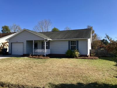Single Family Home For Sale: 1303 Aubry Drive