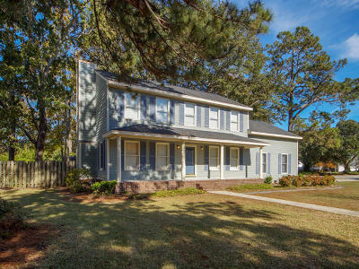 Single Family Home Contingent: 2404 Pristine View Road
