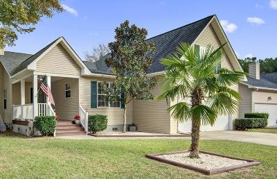 Summerville Single Family Home For Sale: 476 Courtland Drive