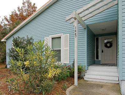 Charleston Single Family Home For Sale: 1447 Putnam Drive
