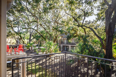 Seabrook Island Attached For Sale: 109 High Hammock Drive