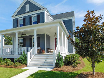 Mount Pleasant SC Single Family Home For Sale: $769,900