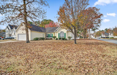 North Charleston Single Family Home Contingent: 5500 Lindo Terrace