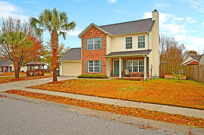 Goose Creek Single Family Home For Sale: 101 Tokeena Court