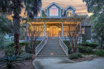 Single Family Home For Sale: 406 Snowy Egret Lane