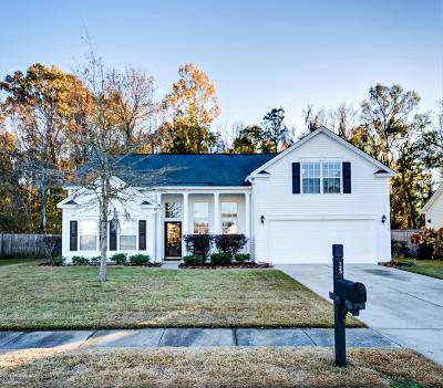 Charleston Single Family Home Contingent: 723 Bent Hickory Road