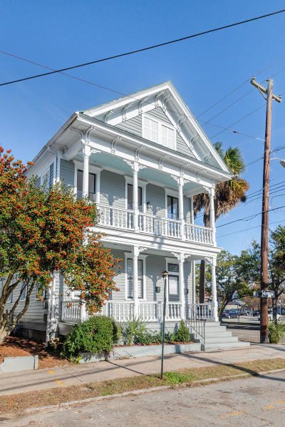 Charleston Multi Family Home For Sale: 16 Morris Street #A&B