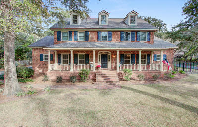 Mount Pleasant SC Single Family Home For Sale: $825,000