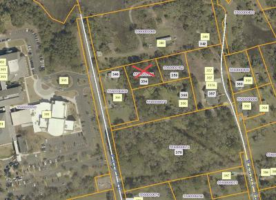 Charleston County Residential Lots & Land For Sale: Egypt Road