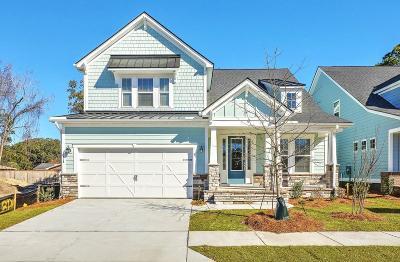 Mount Pleasant Single Family Home For Sale: 1005 Gannett Road