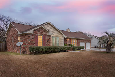 Goose Creek Single Family Home For Sale: 99 Milton Drive