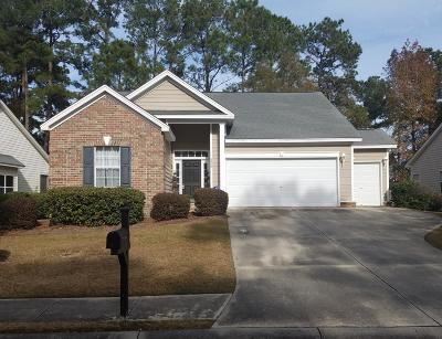 Summerville Single Family Home For Sale: 4908 Franconia Drive