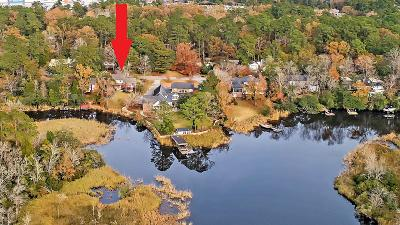 Dorchester County Single Family Home For Sale: 210 Shaftesbury Lane