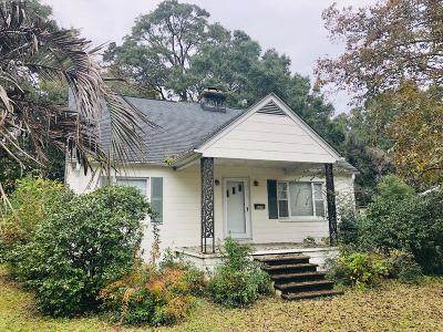 Charleston Single Family Home For Sale: 2076 Maybank Highway