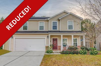 Summerville SC Single Family Home For Sale: $293,500
