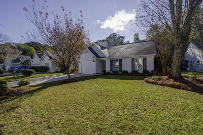 Mount Pleasant SC Single Family Home For Sale: $355,000