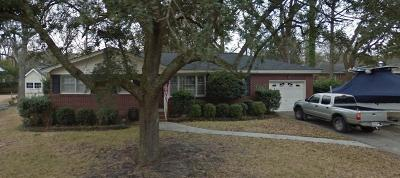 Charleston Single Family Home For Sale: 1455 Salisbury Street Street