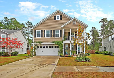 Summerville Single Family Home Contingent: 341 Sanctuary Park Drive