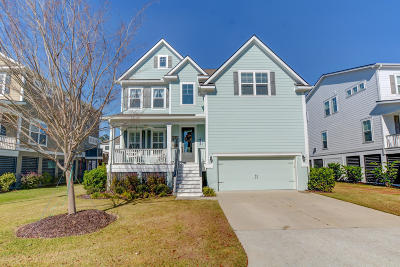 Mount Pleasant SC Single Family Home For Sale: $564,000