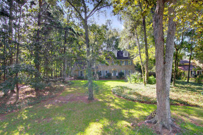 Mount Pleasant SC Single Family Home For Sale: $845,000