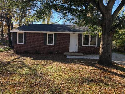 North Charleston Single Family Home For Sale: 5415 Torgerson Avenue