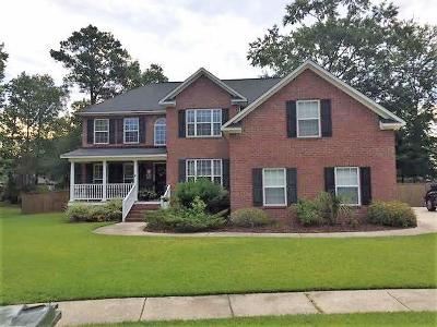 Crowfield Plantation Single Family Home For Sale: 104 Harcourt Place