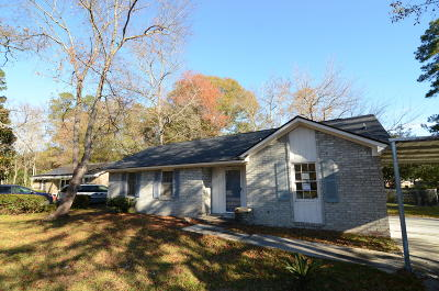 Summerville Single Family Home Contingent: 401 Bluebell Avenue