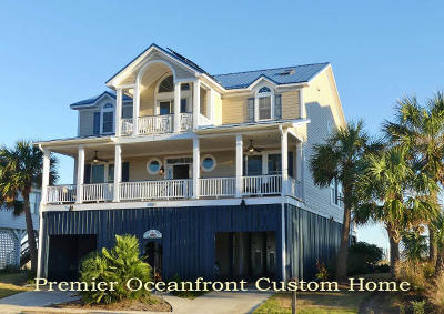 Edisto Island Single Family Home For Sale: 708 Palmetto Boulevard
