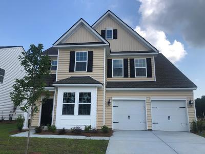 Charleston, Mount Pleasant, North Charleston, Summerville, Goose Creek, Moncks Corner Single Family Home For Sale: 123 Daniels Creek Circle