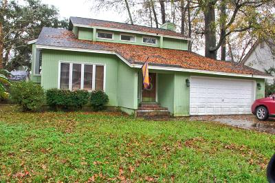 North Charleston Single Family Home For Sale: 106 Scottswood Drive