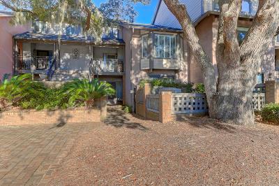 Seabrook Island Attached For Sale: 1925 Marsh Oak Lane