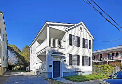 Single Family Home Contingent: 12 1/2 Nunan Street
