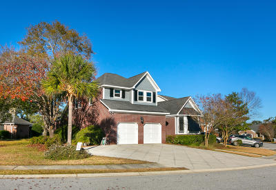 Hanahan Single Family Home Contingent: 1326 Lark Lane