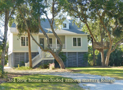 Edisto Island Single Family Home For Sale: 3120 Myrtle Street