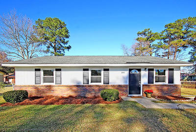 Goose Creek Single Family Home Contingent: 101 Lehigh Avenue