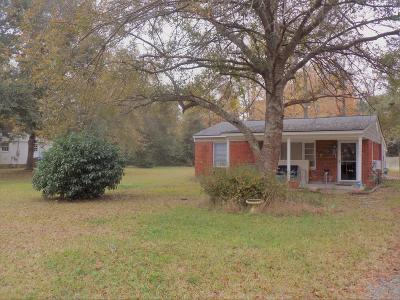 Single Family Home For Sale: 1503 Bur Clare Drive
