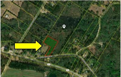 Edisto Island SC Residential Lots & Land For Sale: $74,000
