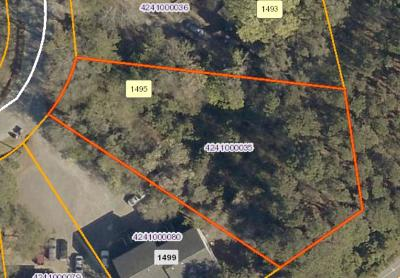 Residential Lots & Land Contingent: 1495 Theresa Drive