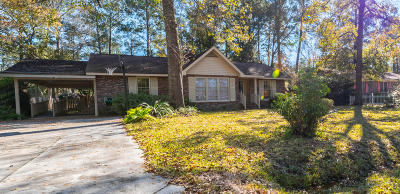 Walterboro Single Family Home Contingent: 510 Maxey Street