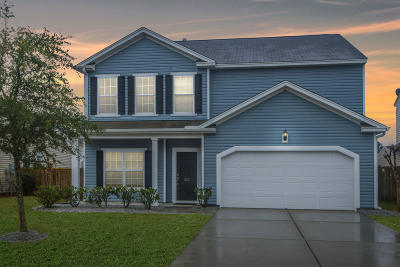 Goose Creek Single Family Home Contingent: 257 Mayfield Drive