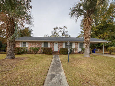 Single Family Home Contingent: 1258 Camelot Drive