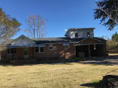 Summerville Single Family Home For Sale: 1210 Old Dairy Road
