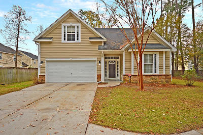 North Charleston Single Family Home Contingent: 2225 Fawn Street