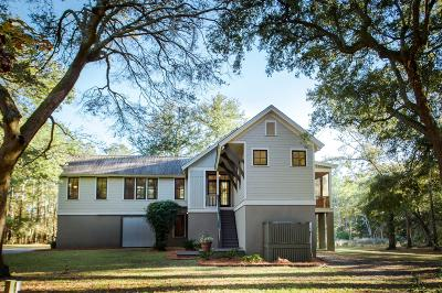 Wadmalaw Island Single Family Home For Sale: 4637 Lazy Creek Lane
