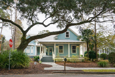 Summerville Single Family Home Contingent: 120 Tallow Street