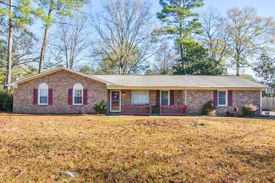 North Charleston Single Family Home Contingent: 2912 Bienville Road