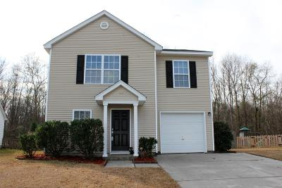 Goose Creek Single Family Home Contingent: 147 Old Tree Road