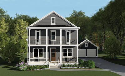 Charleston Single Family Home For Sale: 492 Creek Landing Street
