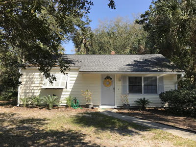 Isle Of Palms Single Family Home For Sale: 20 21st Avenue