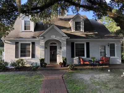 Walterboro Single Family Home For Sale: 267 Wichman Street